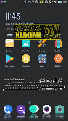 Tutorial Cara Pasang Font Unicode Berwarna NotocolorEmoji Update New by Harun