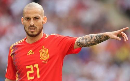 David Silva hé lộ ý định từ giã tuyển Tây Ban Nha
