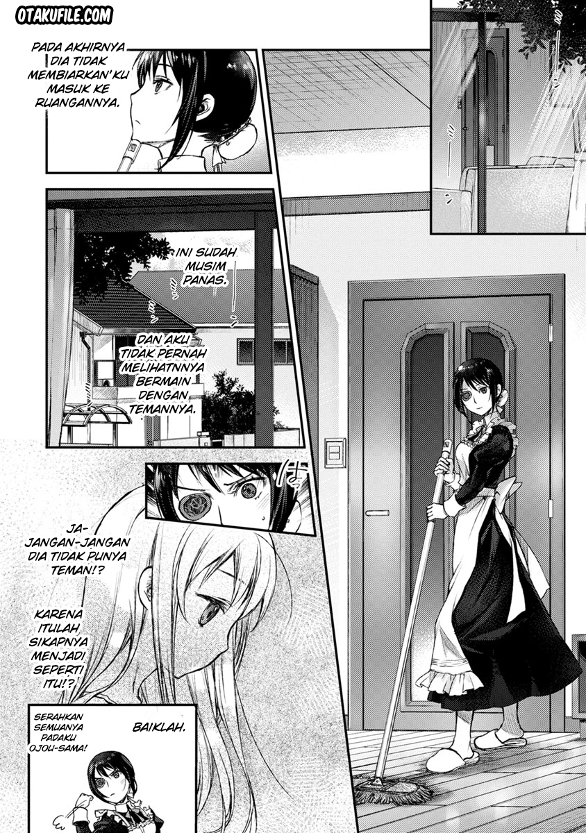 Baca Komik Uchi no Maid ga Uzasugiru! Chapter 2 Komik Station