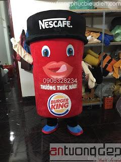 may và bán mascot tại tp hcm