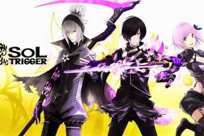 Download Game PPSSPP Android SOL TRIGGER [ENG PATCH V2]