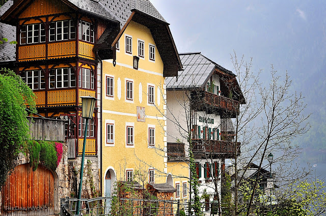 Zwiedzanie Hallstatt w Austrii. Fotorelacja, co warto zobaczyć w Hallstatt i piękne widoki. Sightseeing in Hallstatt in Austria. Photorelation, must see in Hallstatt and beautiful views.