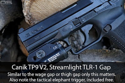 polymer canik 55 tp9 9mm pistol v2 wage gap, feminism is cancer