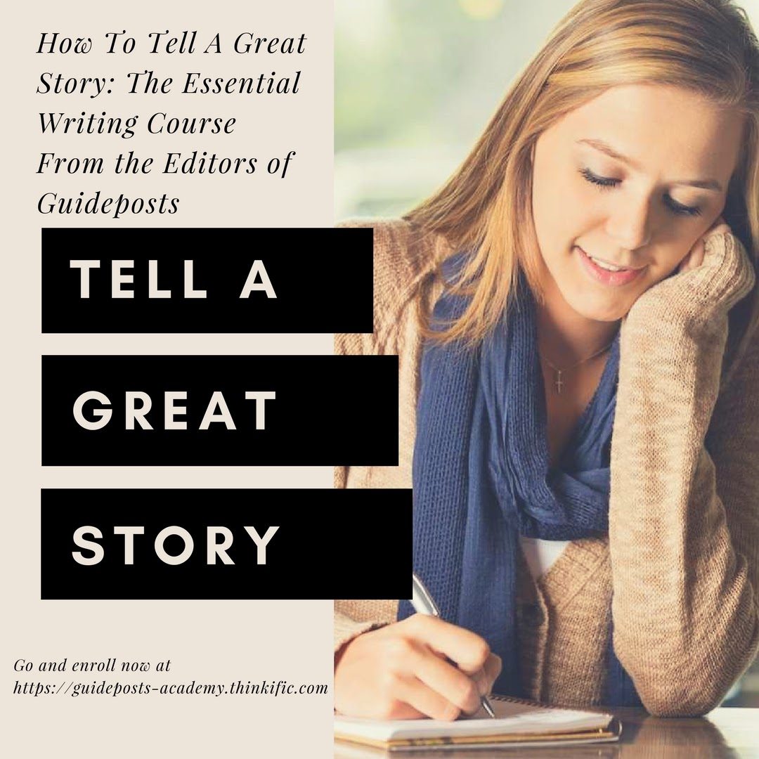 Guidepost How To Tell A Great Story Course Review