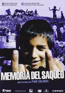 Memoria del Saqueo [DVD9] [Latino]