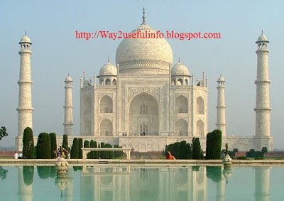 What are Tajmahal facts
