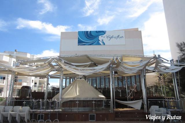 Café del mar de Ibiza