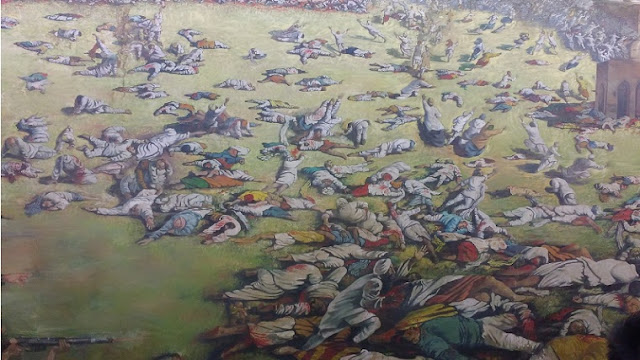 History of Jallianwala Bagh massacre