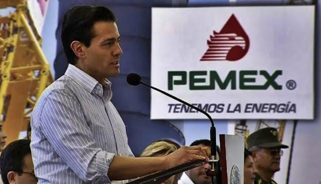 EPN anuncia descubrimiento de nuevo yacimiento; Pemex se vuelve más rico, afirma