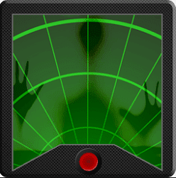 TRS Ghost Finder Radar