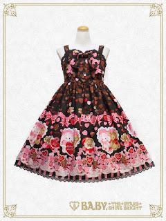 valentines, btssb, sweet lolita, fashion, mintyfrills, kawaii, cute,