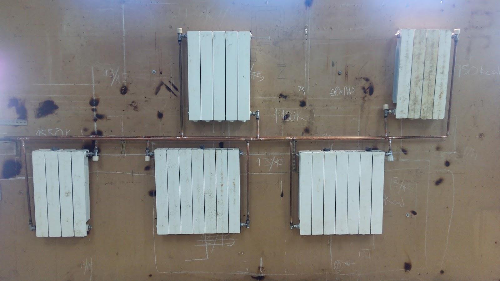 T cnico en instalaciones frigor ficas y climatizaci n - Sistema de calefaccion ...