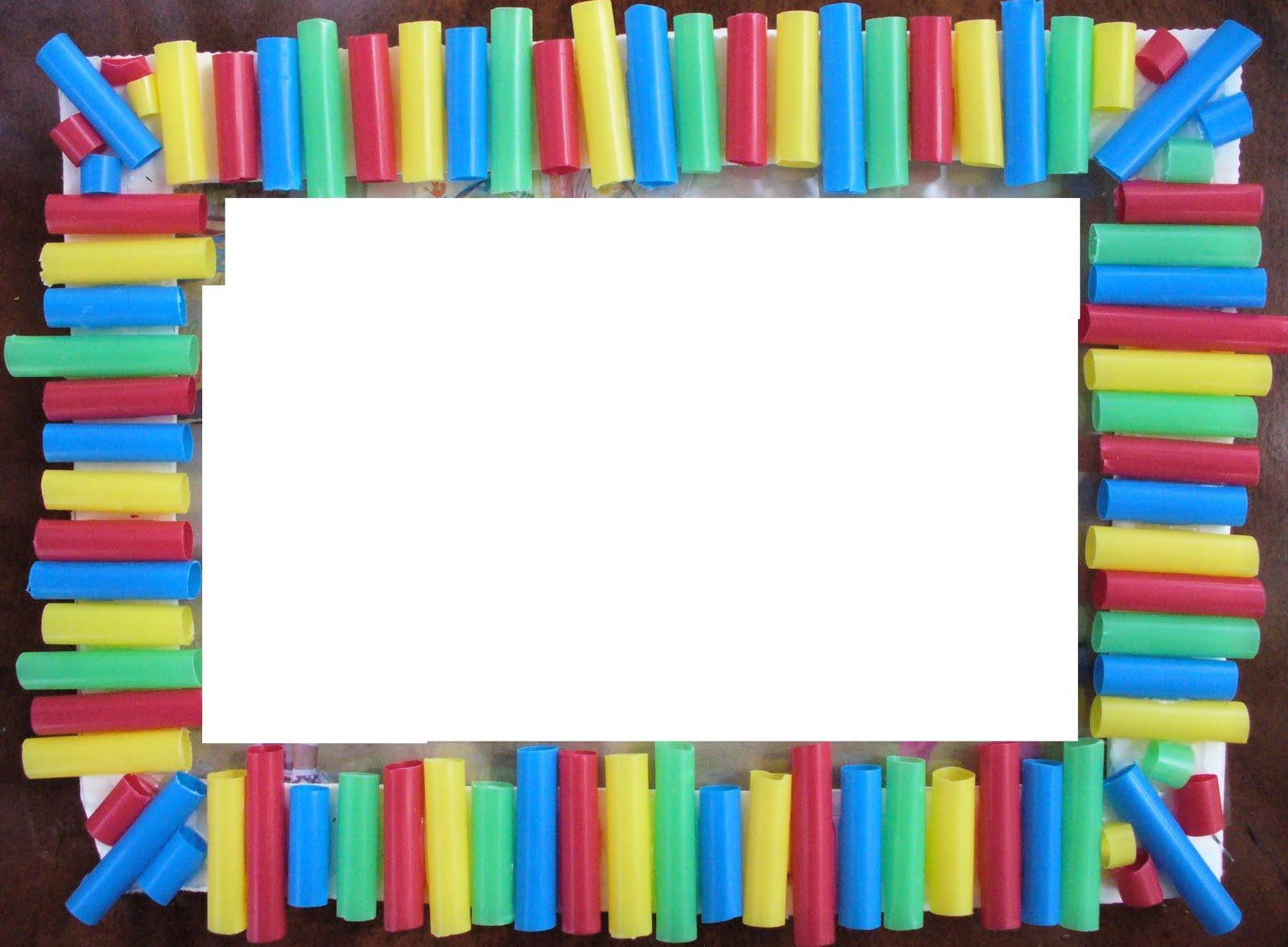 Cornici Colorate Per Foto sofia della libera - scintille d' arte e immagine: lavoretti