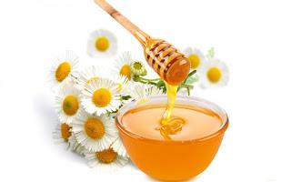 công thức làm trắng da mặt bằng mật ong siêu dễ