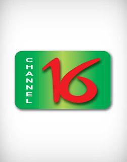 channel 16 vector logo, channel 16 logo vector, channel 16 logo, channel 16, channel logo vector, channel 16 logo ai, channel 16 logo eps, channel 16 logo png, channel 16 logo svg