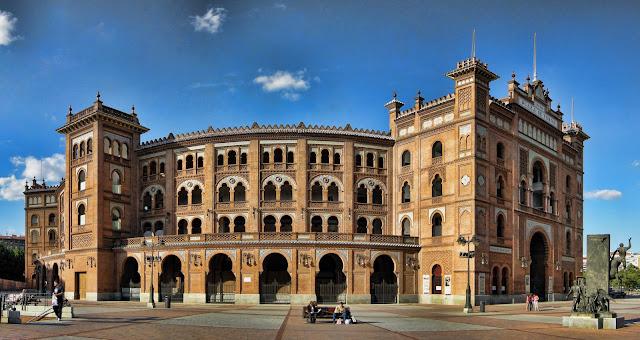 Plaza de Toros, Madri