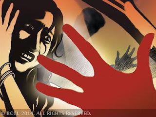 اترپردیش : خاتون کو دھمکا کر عصمت ریزی کا واقعہ