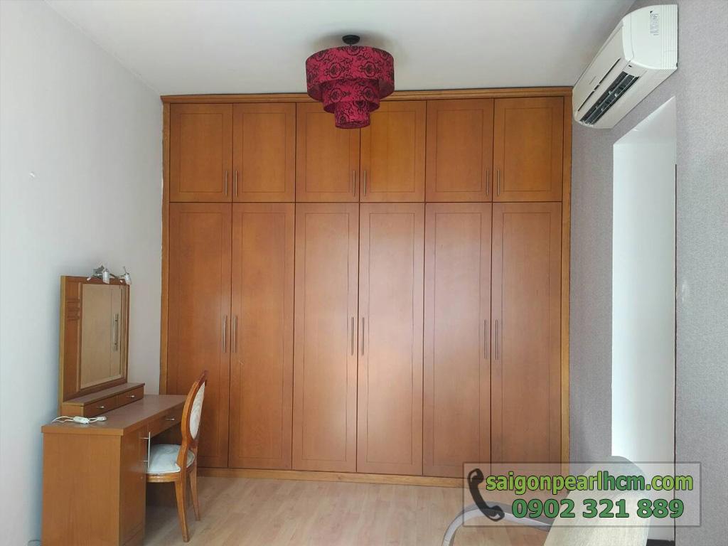 Saigon Pearl - Ruby 1 bán căn hộ 140m2 - không gian phòng ngủ 2