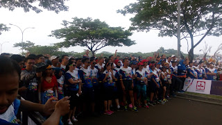 CT Arsa Foundation Charity Fun Run 2017 Peduli Terhadap Masyarakat