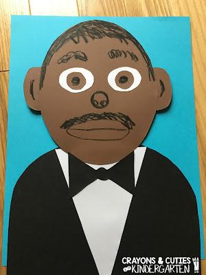 Martin Luther King Art Projects Kindergarten