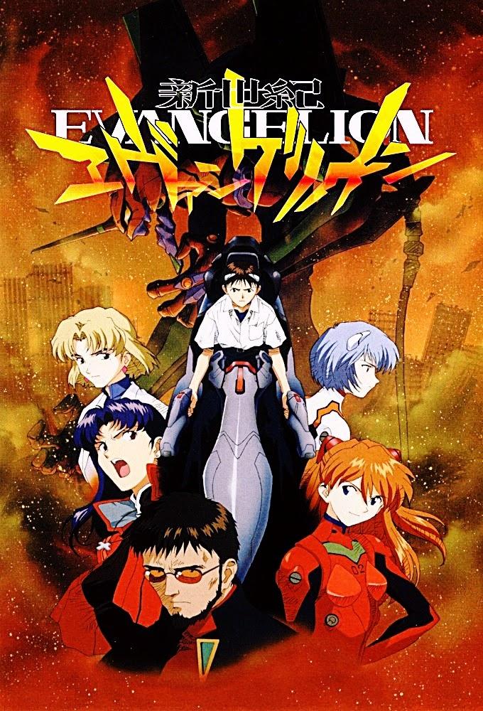 Neon Genesis Evangelion (Completo) Torrent - Legendado (1996)