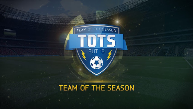FIFA 15 Ultimate Team TOTS