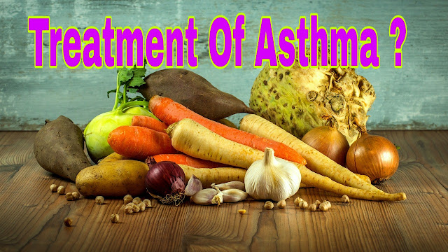 Treatment of asthma !