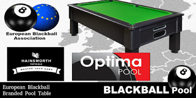 eba optima match pool table
