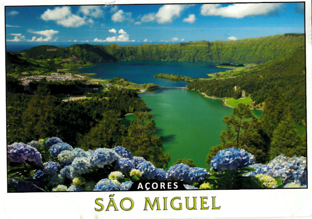 Postcard from Azores