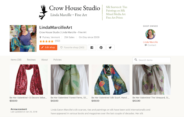 Branding, Art, Marketing, Painting, Great workshop, tips, techniques, Ivy Newport,  Make your Mark, Website, Design,  silk, silk painting, silk paintings, Etsy, Etsy shop, Silk Scarves, Silk scarf