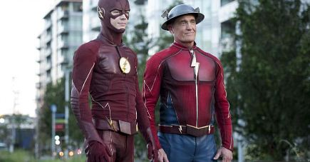 Jay Garrick The Flash Musim Ke-3