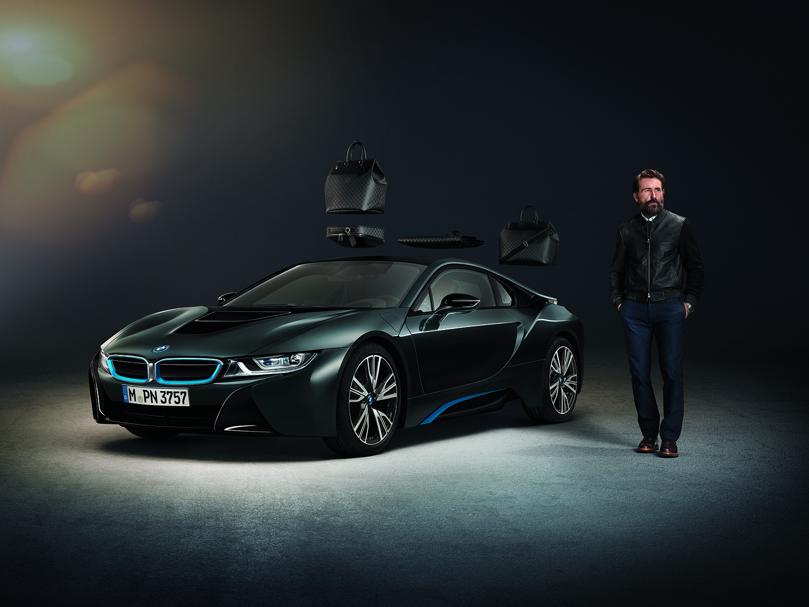 Louis Vuitton Bmw I8 Collection Cars Life Cars Fashion