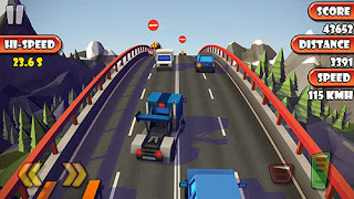 Highway Traffic Racer Planet Mod Apk