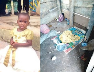 Little Kid Caged For 5 Month By Mother Over Witch-crafty