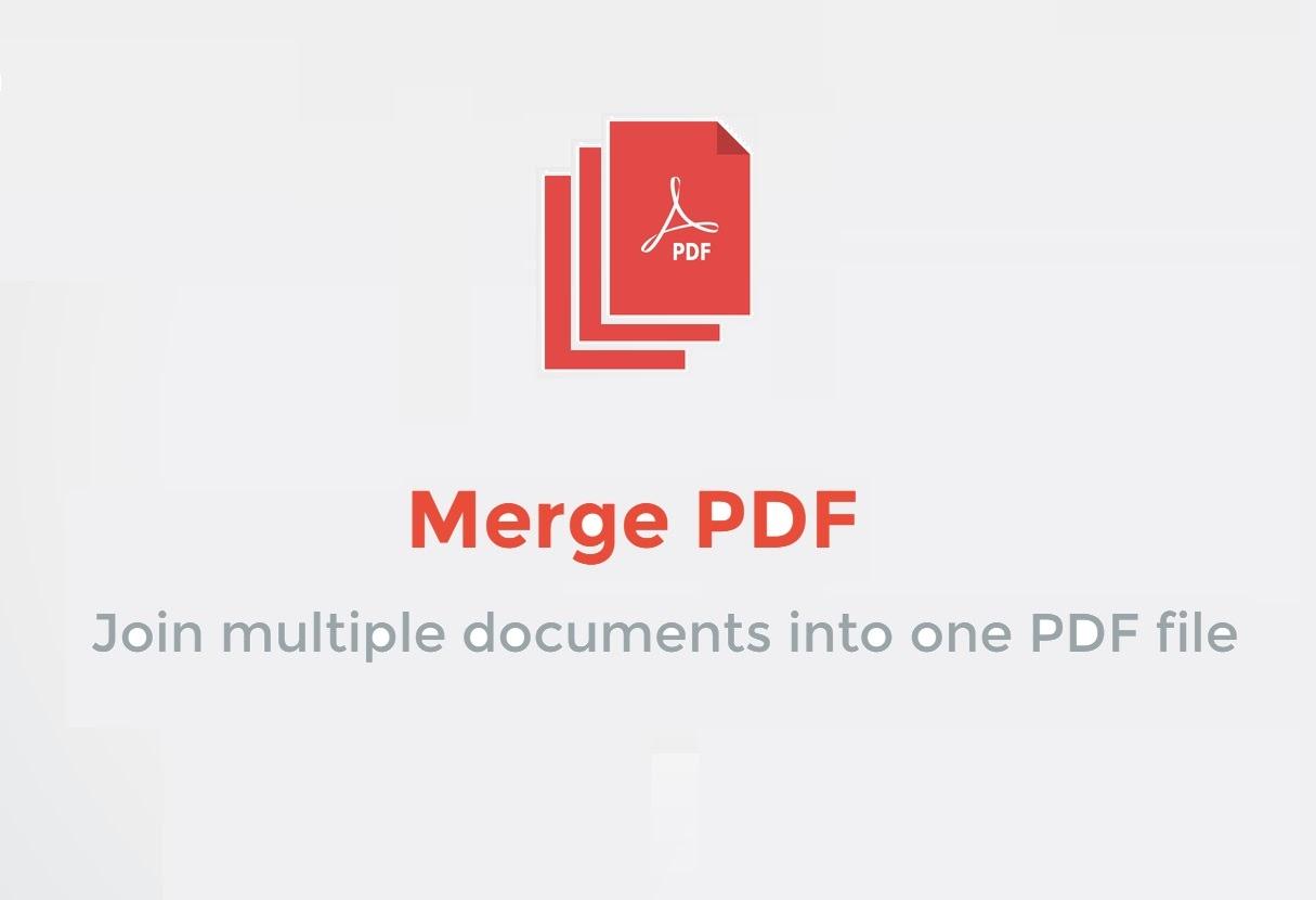 Merge Multiple Pdf Files