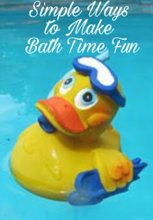 Simple Ways to Make Bath Time Fun
