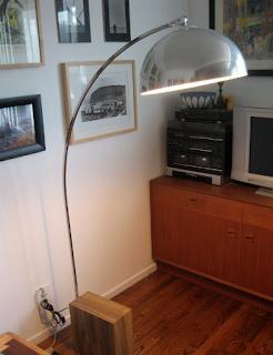 Arco Floor Lamp Knock Off