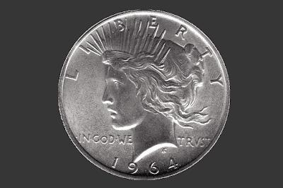 Moneda de Plata de Estados Unidos