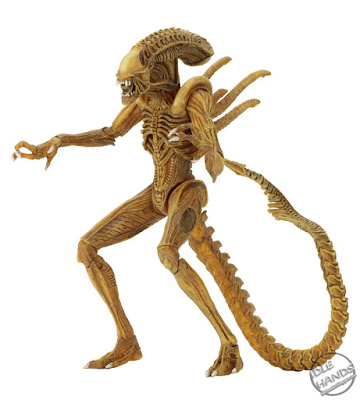 "San Diego Comic-Con 2017 NECA Exclusive Alien 7"" Scale Action Figure Sewer Mutation Warrior Alien"