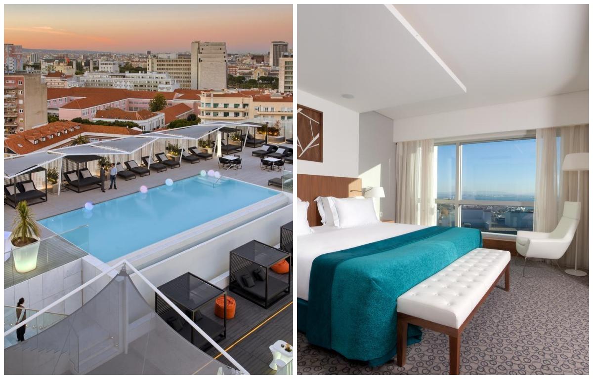 EPIC SANA Lisboa Hotel Dicas de hotéis: Onde se hospedar em Lisboa por bairros