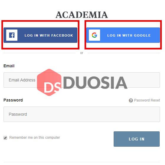 cara download di academia.edu