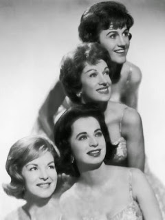 The Chordettes. Mr.Sandman