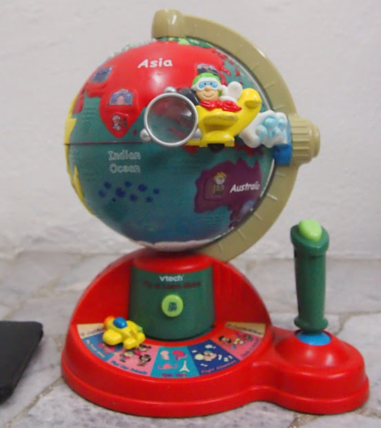 Juaimurah Vtech Fly & Learn Globe