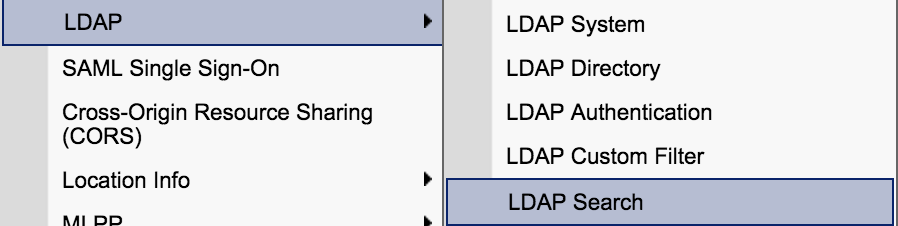 PandaeatsBamboo: New LDAP search function in UCM 11 5