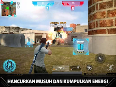 Last Battleground Survival Mod Apk terbaru
