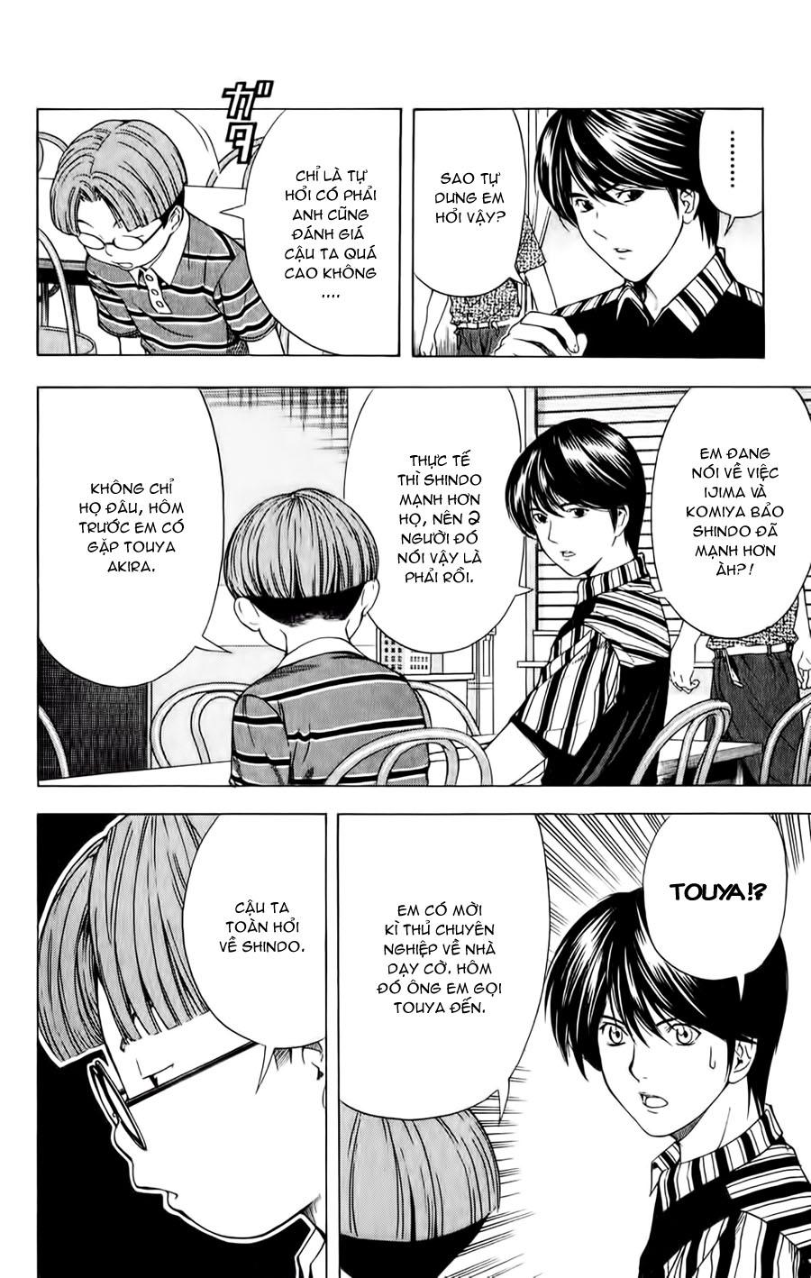 Hikaru No Go hikaru no go chap 81 trang 19