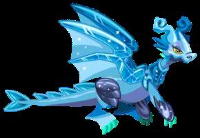Crystal Dragon 3b