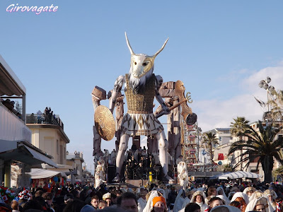 Minotauro carnevale viareggio