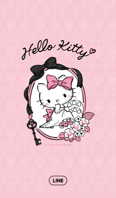 Hello Kitty Pretty Lady