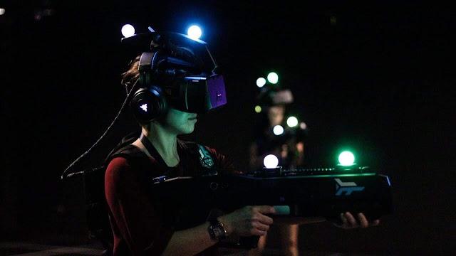 【好玩澳門】Zero Latency VR體驗館 玩轉漫遊式虛擬實境